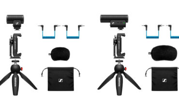 Sennheiser MKE 400 Mic, XS Lav Mic, and Mobile Kits Released