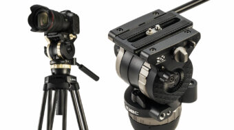 Libec NX Tripod System now Available Internationally