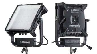 Litepanels Gemini 1x1 Hard Launched – New Super-Bright RGBWW LED Panel