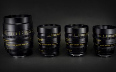 ZY Optics Releases Four Mitakon Speedmaster T1.0 Cinema Lenses