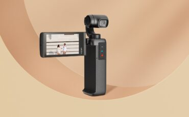 MOZA MOIN CAMERA Released – A Pocket Gimbal Cam from Gudsen