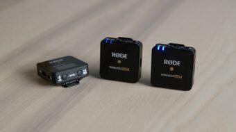RØDE Wireless GO IIがファームウェアアップデート