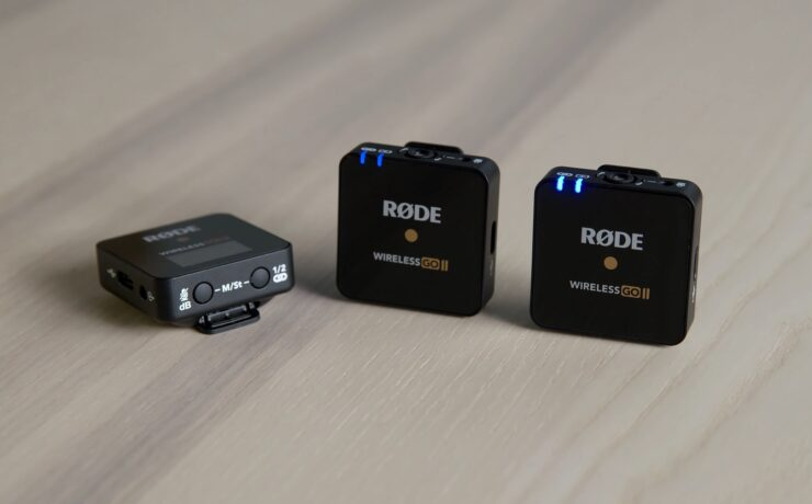 RØDE Wireless GO II Firmware Update Released - Standalone Onboard Recording and More