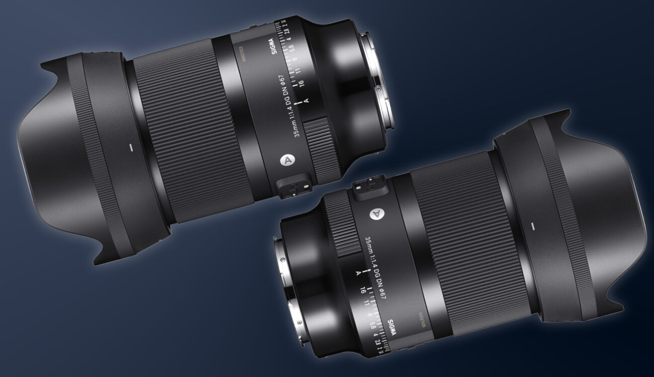 SIGMA 35mm F1.4 DG DN Art Introduced – A Classic Lens Revisited
