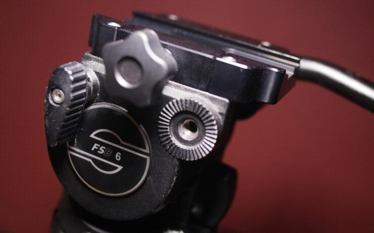 Sachtler FSB 6/8/10 Tripod Arca-Swiss Mod Review
