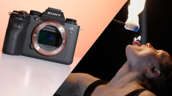 "Sony A1 Review - ""Music, Fire and Me"" Mini Documentary and Hands-On Footage"