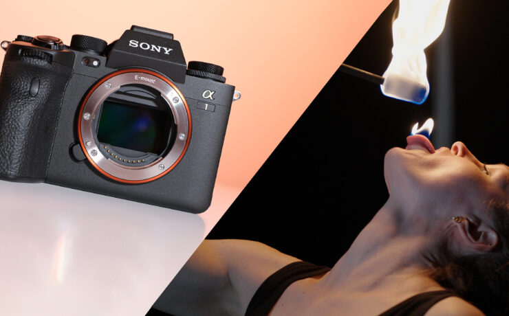 """Sony Alpha 1 Review - """"Music, Fire and Me"""" Mini Documentary and Hands-On Footage"""