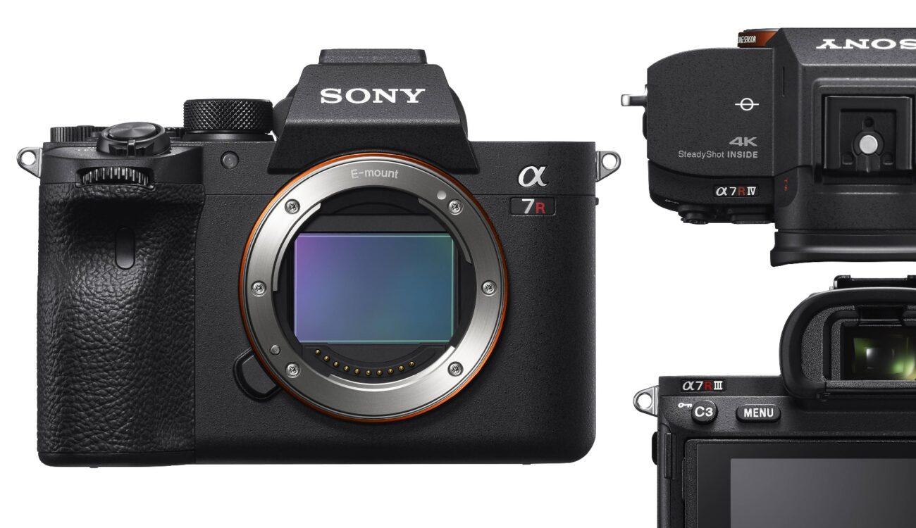 Las cámaras Sony a7R III y a7R IV fueron discretamente actualizadas con una mejor pantalla LCD y un USB-C más rápido