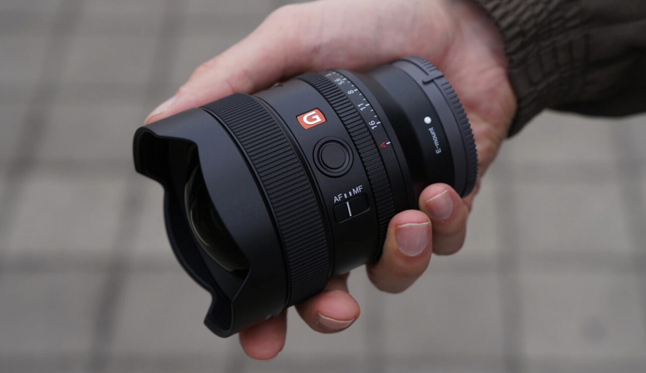 Sony FE 14mm F/1.8 G Master Released – Fast Ultra-Wide Prime