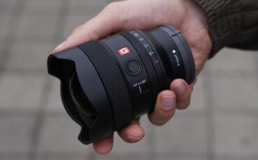 Lanzan el Sony FE 14mm F/1.8 G Master – Nuevo lente Prime Rápido Ultra-Angular