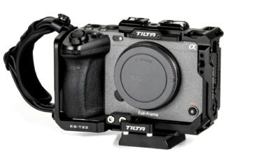 Tilta Cage for Sony FX3 Announced