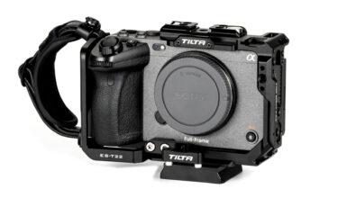 TILTAがソニーFX3用ケージを発表