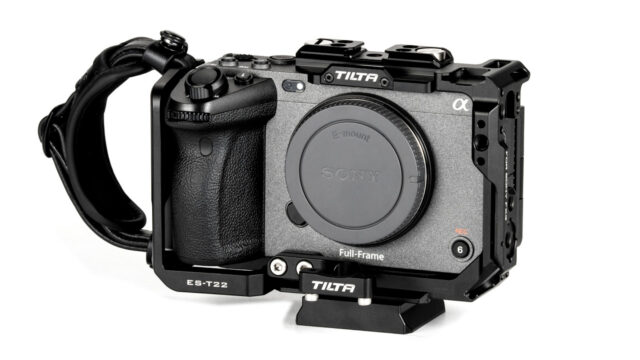 TILTA Sony FX3 full camera cage