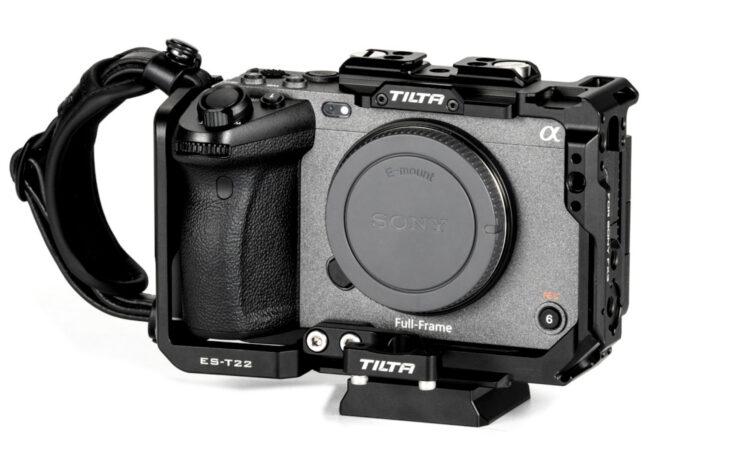 Tilta Cage for Sony FX3 Announced