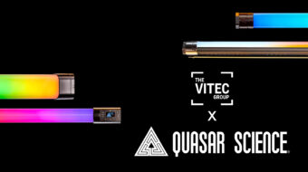 The Vitec Group adquiere la compañía de iluminación Quasar Science