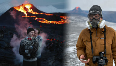 Shooting a Wedding by an Active Volcano - Interview with Martin Kacvinsky