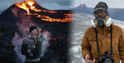 活火山での結婚式の撮影 -Martin Kacvinsky氏へのインタビュー