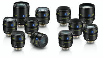 ZEISS Supreme Prime Radiance 18/40/65/135mm T/1.5 Released