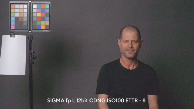 SIGMA fp L at ISO100