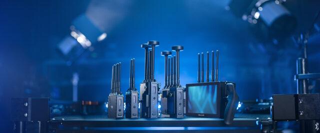 Teradek image transmitters by Vitec Group