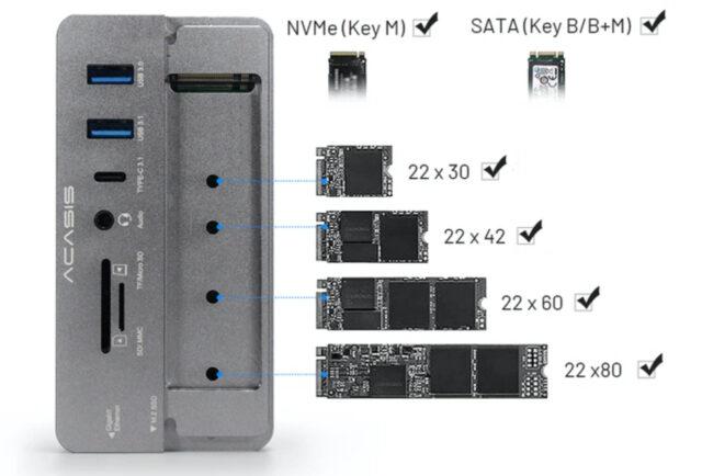 ACASIS M.2 SSD