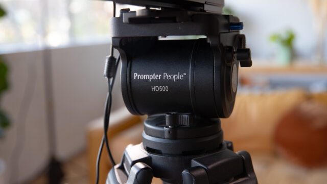 Prompter People Desktop Flex and ProLine Plus Teleprompter Review
