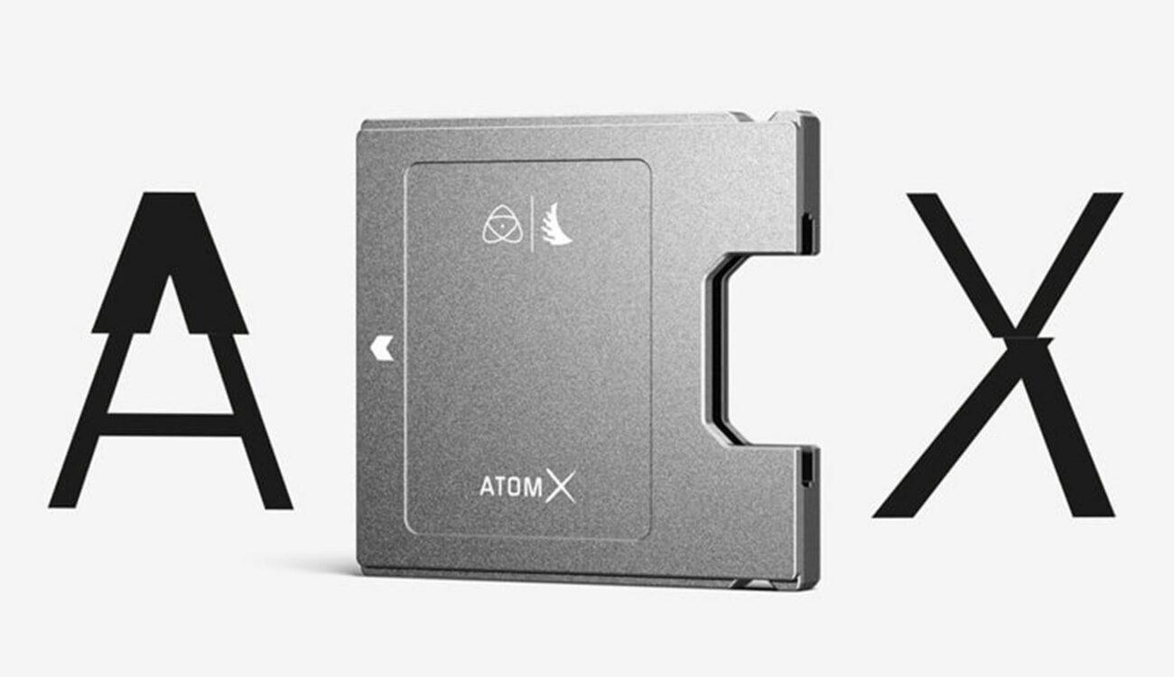 Lanzan el adaptador Angelbird AtomX CFast para grabadores Atomos