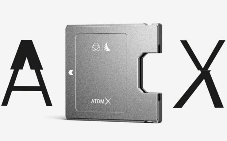 Angelbird AtomX CFast Adapter for Atomos Recorders Released