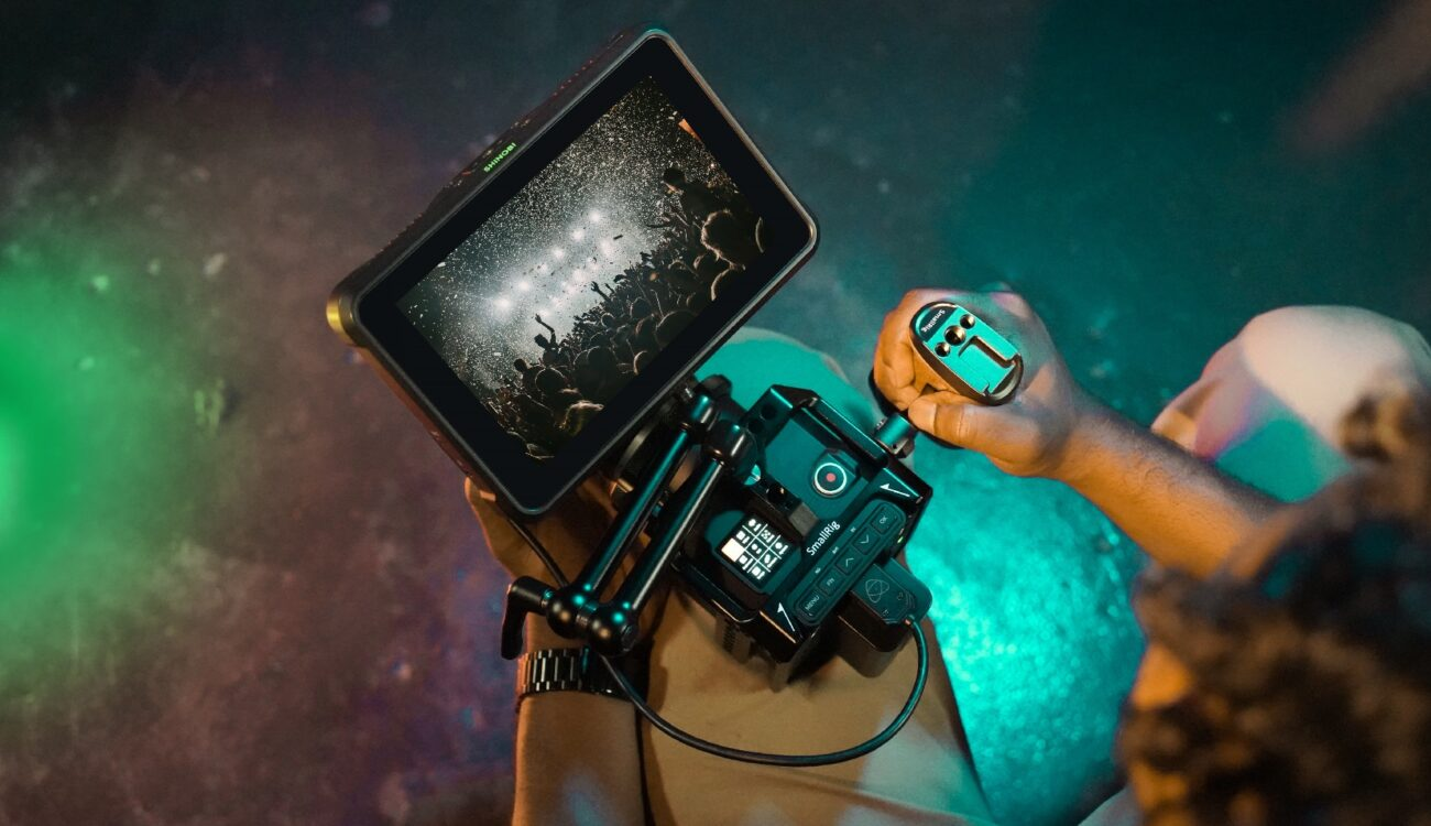 """Atomos Shinobi 7 Announced - Touchscreen 7"""" Monitor with 2200 Nits and Camera Control"""