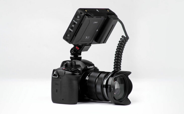 Atomos Ninja Stream - Launched as a Rental-Only Product at First