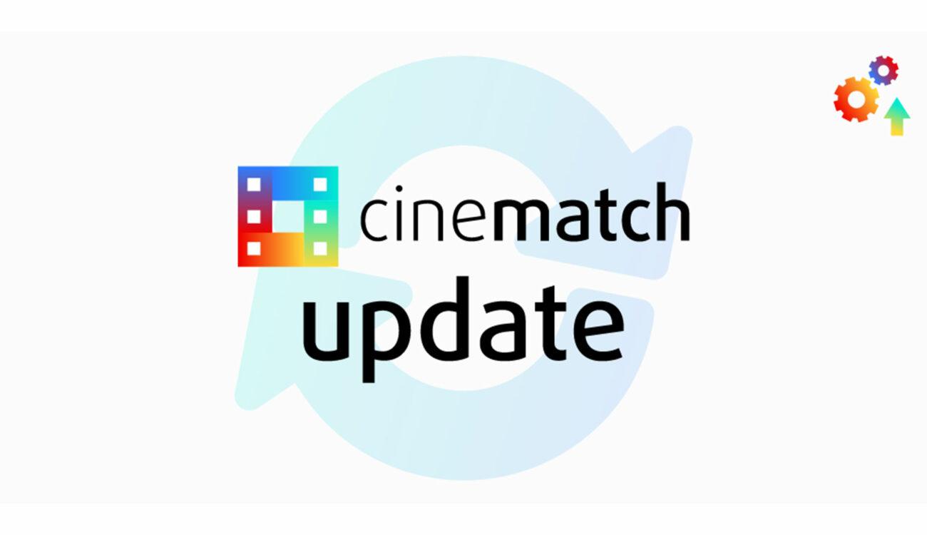 CineMatch v1.052がリリース