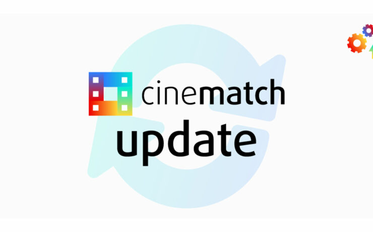 CineMatch v1.052 Update Released - Sony FX6 and DJI Mavic Air 2S Support