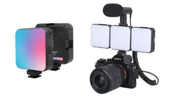 DigitalFotoがミニRGBライトW64RGBを発表