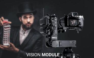 Próximamente lanzarán el módulo edelkrone Vision para el HeadPLUS v2 (y la versión PRO)