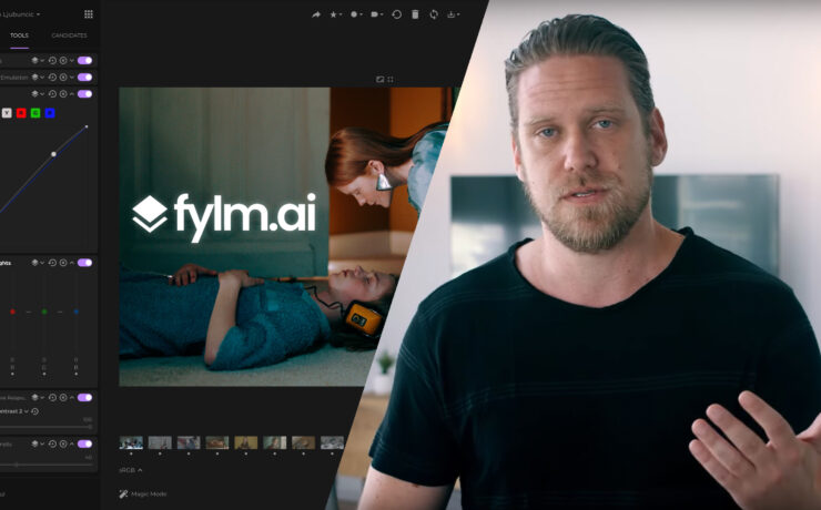 fylm.ai – Advanced Color Grading in the Cloud