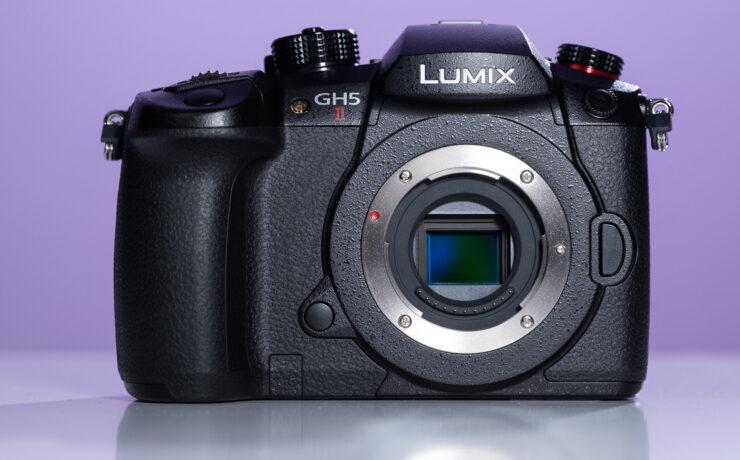 Panasonic LUMIX GH5M2 Announced – Internal 4K60 10-bit 4:2:0, Wireless Live Streaming, and More