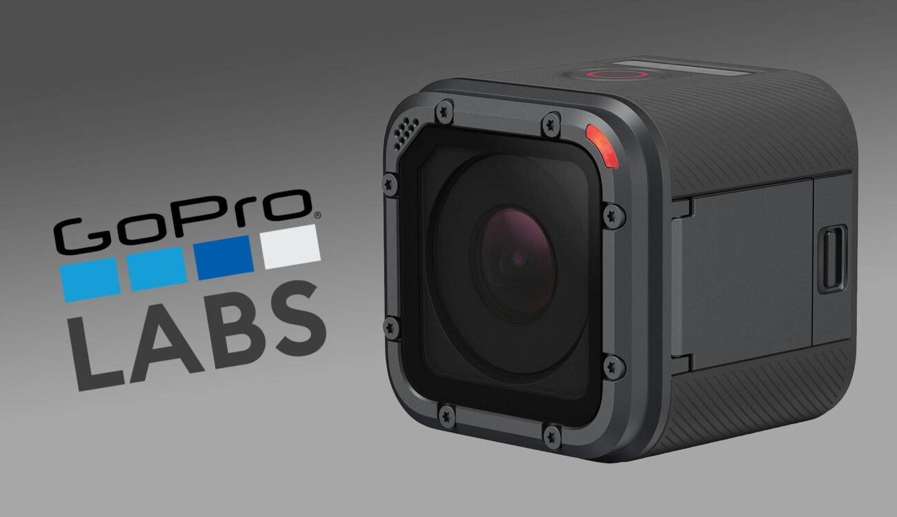 GoPro Labs Now Supports GoPro HERO5 Session