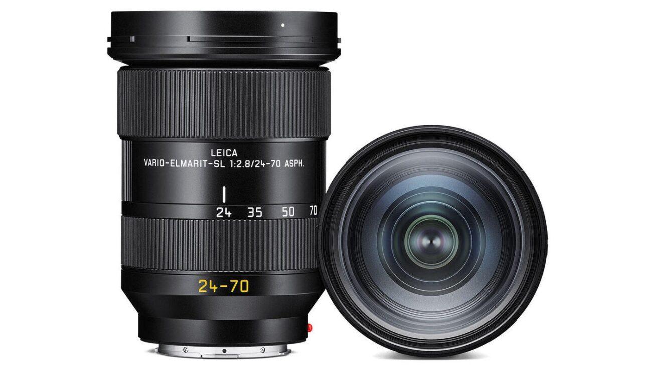 Leica(ライカ)が Vario-Elmarit-SL 24-70mm f/2.8 ASPHレンズを発表