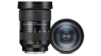 Leica Vario-Elmarit-SL 24-70mm f/2.8 ASPH. Lens Announced