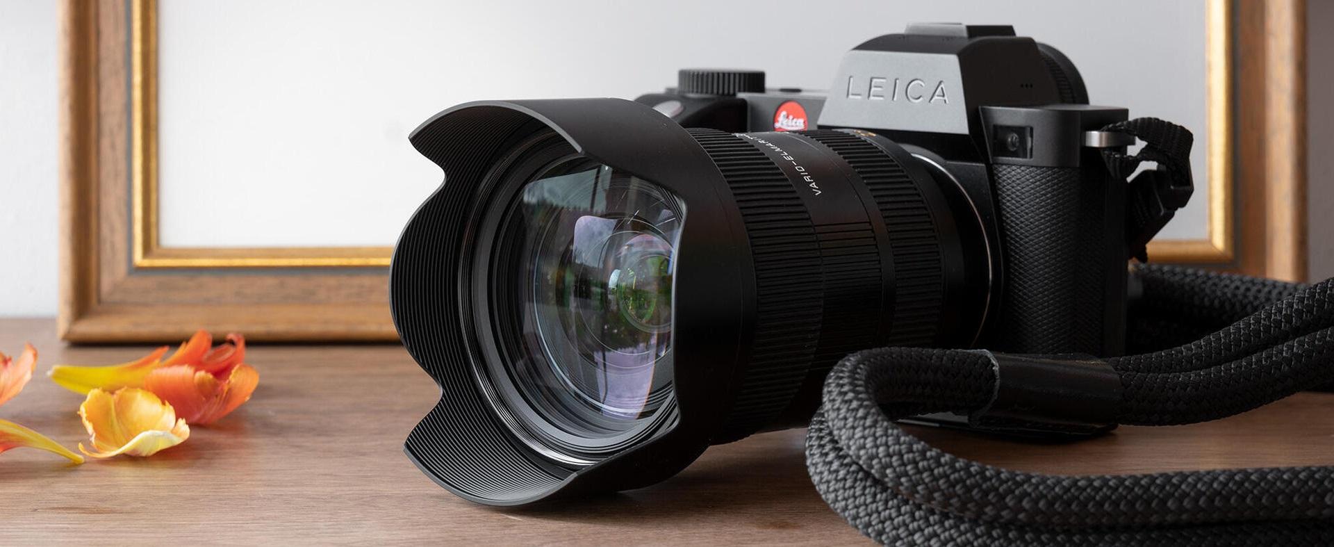 Leica Vario-Elmarit-SL 24-70mm f/2.8 ASPH. Lens Announced