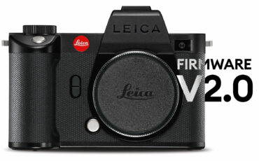 Leica SL2-S Firmware V2.0 Released –  4K60 10-Bit HEVC, Waveform and More
