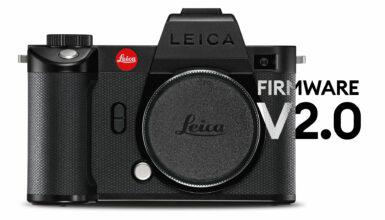 Leica(ライカ)がSL2-Sのファームウェアアップデートをリリース
