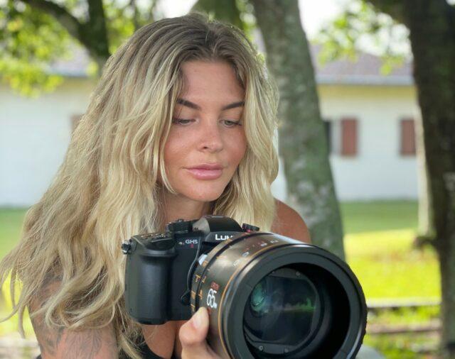 Emily Skye: Camcorder to film DP