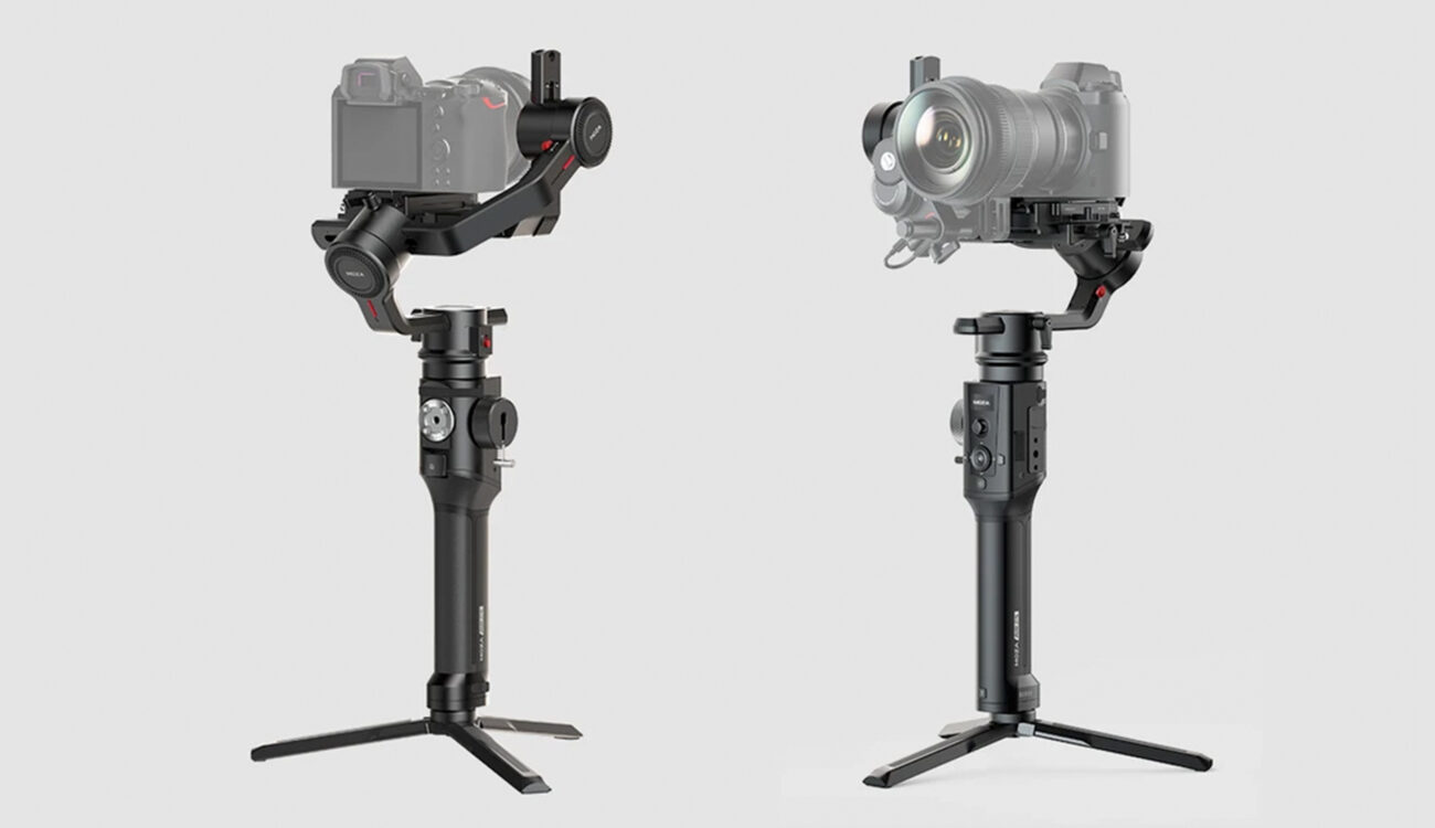 MOZA Air 2S One-Handed Gimbal Announced