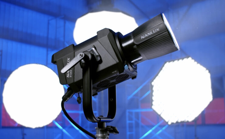 Nanlux Evoke 1200 Released – A Very Powerful LED Light