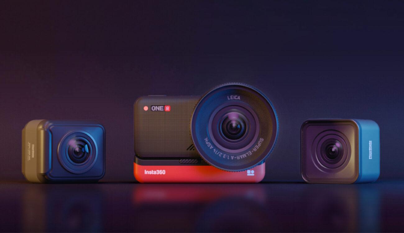 New Insta360 ONE R Firmware – Horizon Lock, Loop Recording & More
