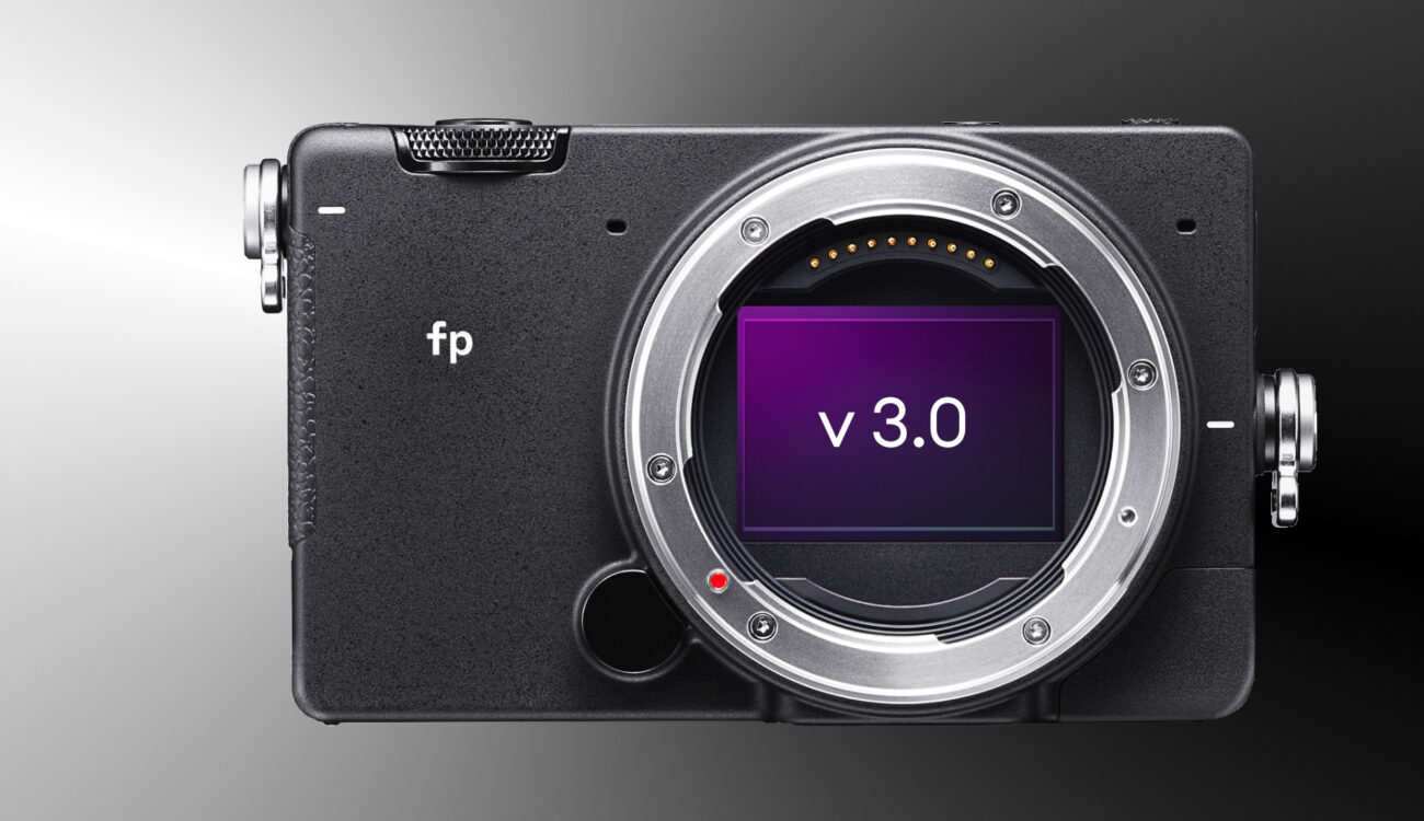 SIGMA fp Firmware 3.0 Announced – Support for EVF-11 and More