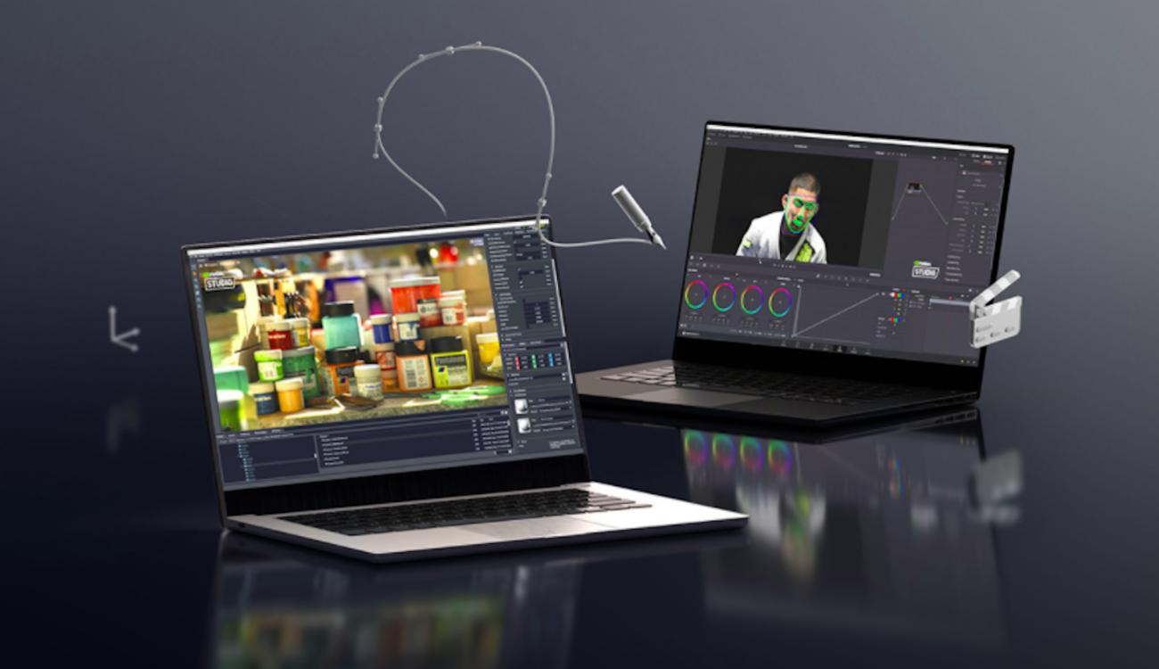 NVIDIA anuncia nuevas laptops Studio: edición de video 6,8 veces más rápida