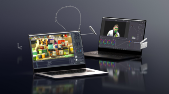 NVIDIA Announces New Studio Laptops for 6.8x Faster Video Editing