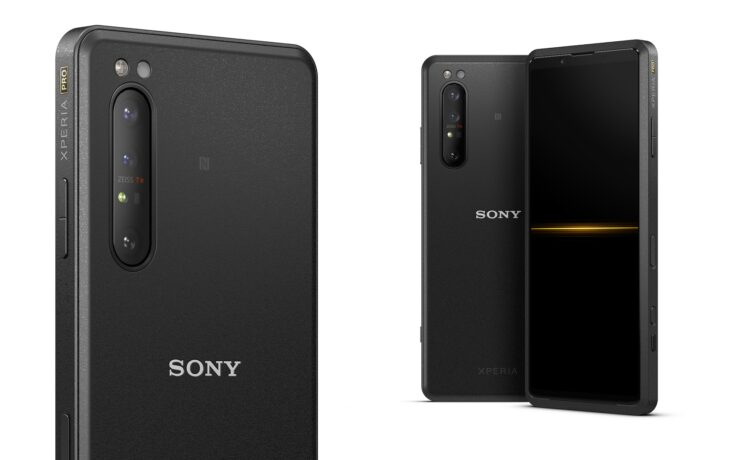 Sony Xperia PRO Launched in Europe - €2,499 Phone / Monitor with HDMI Input